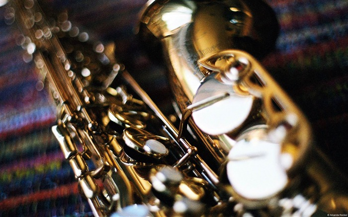 Alto Saxophone-Windows Wallpaper Views:2497
