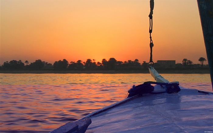 Egypt Nile River-Windows Wallpaper Views:3987