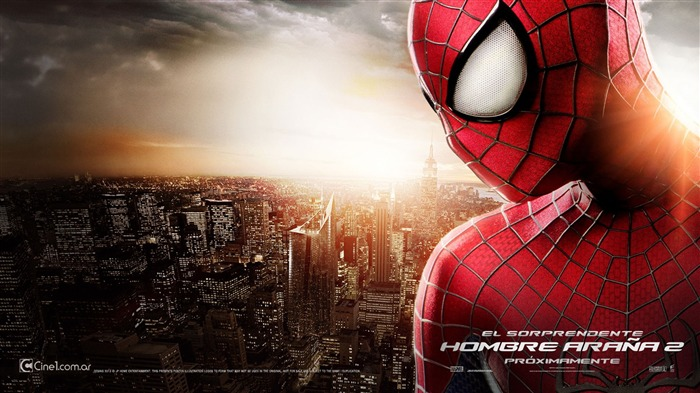 The Amazing Spider-Man 2 Movie HD wallpaper 02 Views:3934