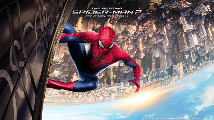 The Amazing Spider-Man 2 Movie HD wallpaper 03 Views:3861