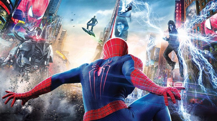 The Amazing Spider-Man 2 Movie HD wallpaper 10 Views:4832
