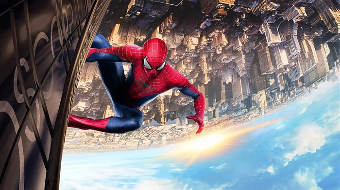 The Amazing Spider-Man 2 Movie HD wallpaper 12 Views:3539