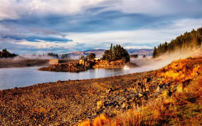 new zealand dream country-Nature HD Wallpaper Views:3600