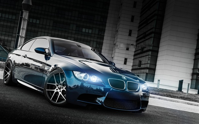 BMW e92-Car HD wallpaper Views:2935