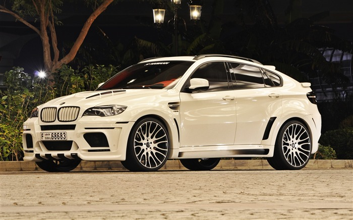 BMW x6m hamann-Car HD wallpaper Views:3093