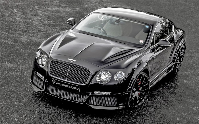 Bentley Continental-Car HD wallpaper Views:3288