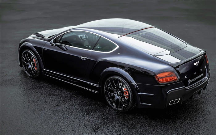 Bentley Continental GT-Car HD wallpaper Views:3197