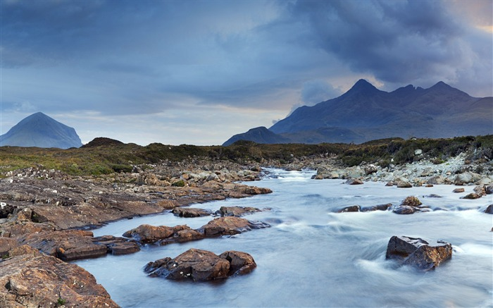 Isle of Skye Scotland UK-Windows Photo Wallpaper Views:3998