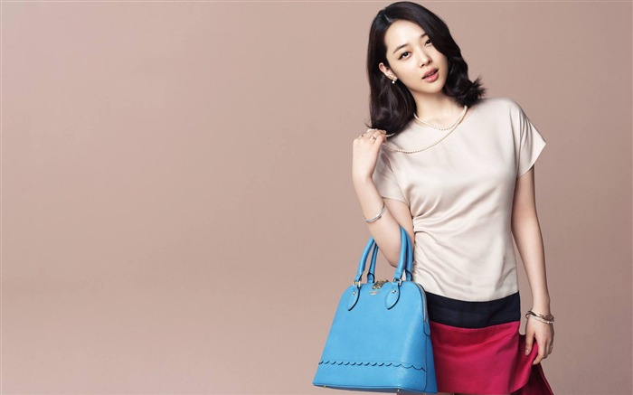 South Korea beautiful star Sulli Photo Wallpaper Views:8588