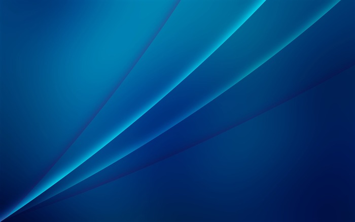 blue leaf-Design HD Wallpaper Views:3441