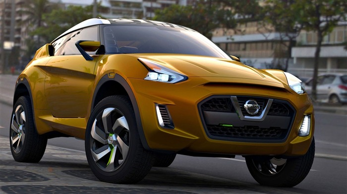 nissan extrem-Car HD wallpaper Views:2504