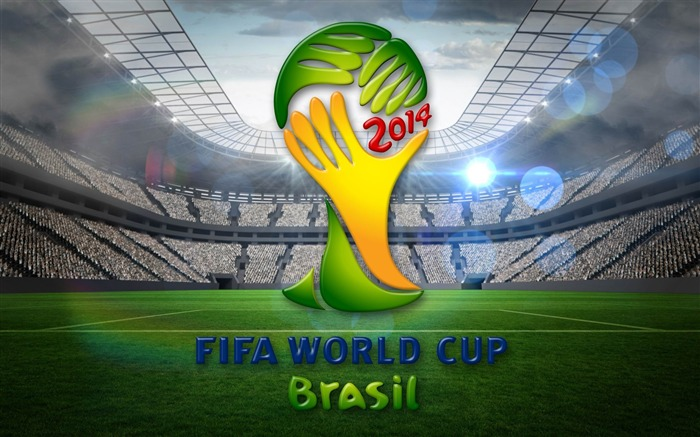 2014 Brazil 20th FIFA World Cup Desktop Wallpapers Views:14289