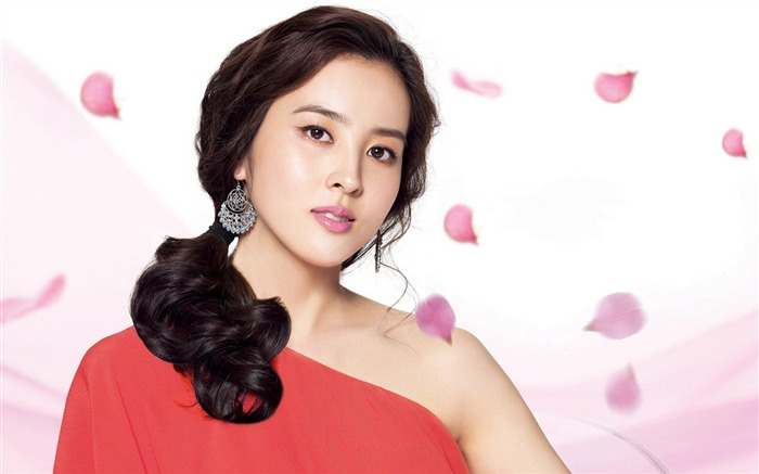 Han Hye Jin Korean beautiful photo wallpaper 02 Views:3632