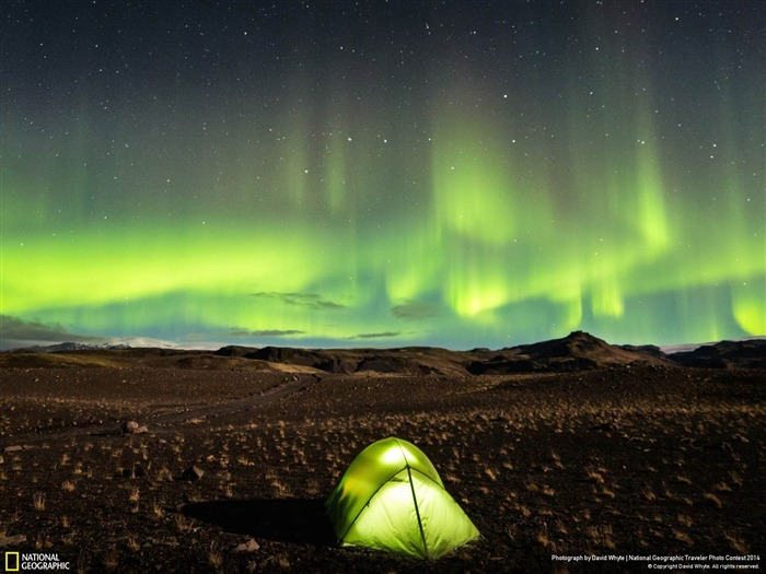 Happy Camping-National Geographic Wallpaper Views:4021
