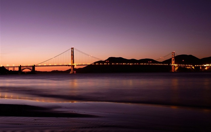 San Francisco Golden Gate Bridge Wallpaper 03 Views:2517
