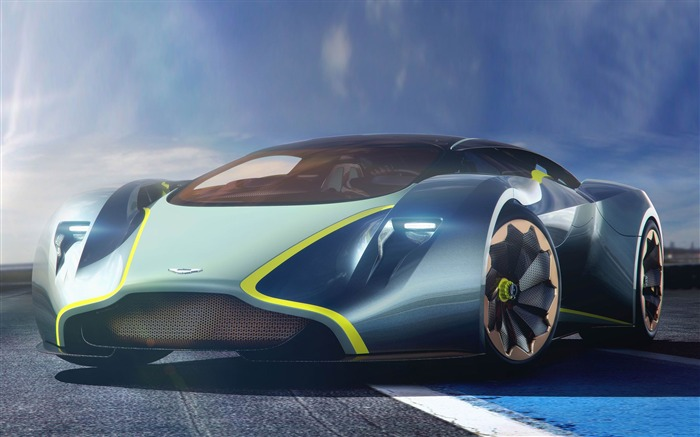 2014 Aston Martin DP-100 Concept Auto HD Wallpaper 02 Views:3533