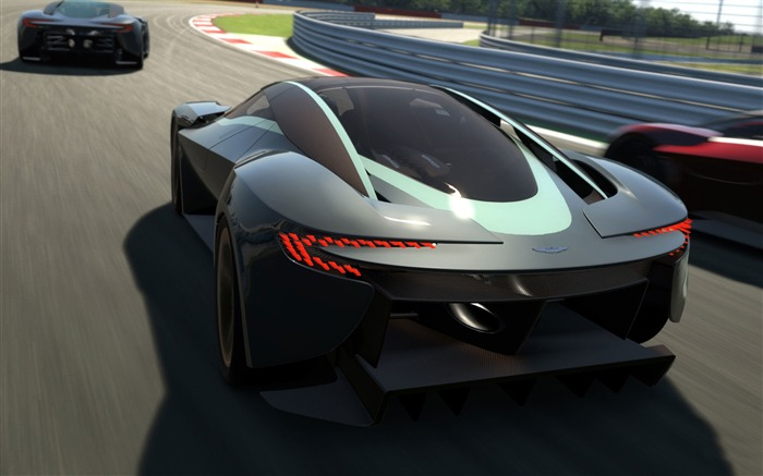 2014 Aston Martin DP-100 Concept Auto HD Wallpaper 05 Views:3207