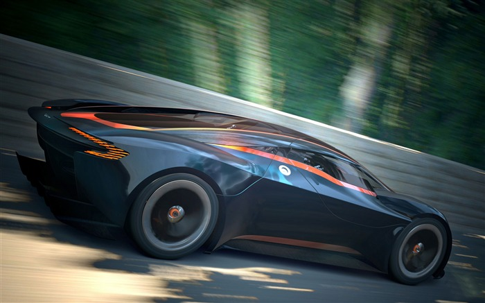 2014 Aston Martin DP-100 Concept Auto HD Wallpaper 09 Views:3307