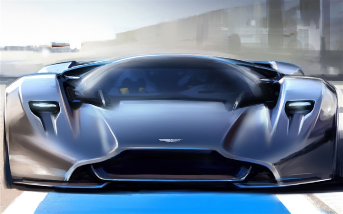 2014 Aston Martin DP-100 Concept Auto HD Wallpaper 12 Views:3426