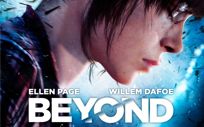 Beyond two souls HD Game Desktop Wallpaper Views:7840
