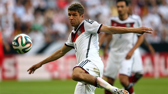Thomas Muller-World Cup 2014 Final Germany HD Wallpaper 03 Views:4022 Date:7/12/2014 9:19:51 AM