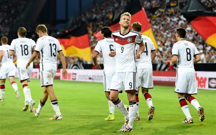 World Cup 2014 Final Germany HD Wallpaper 04 Views:3412 Date:7/12/2014 9:23:40 AM