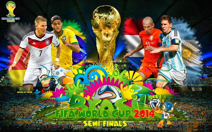 World Cup 2014 Final Germany HD Wallpaper 12 Views:2246 Date:7/12/2014 9:31:42 AM