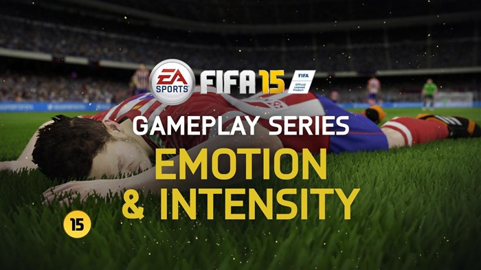 FIFA 15 Game HD Desktop Wallpaper 06 Views:2680