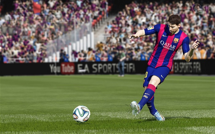 FIFA 15 Game HD Desktop Wallpaper 10 Views:2709