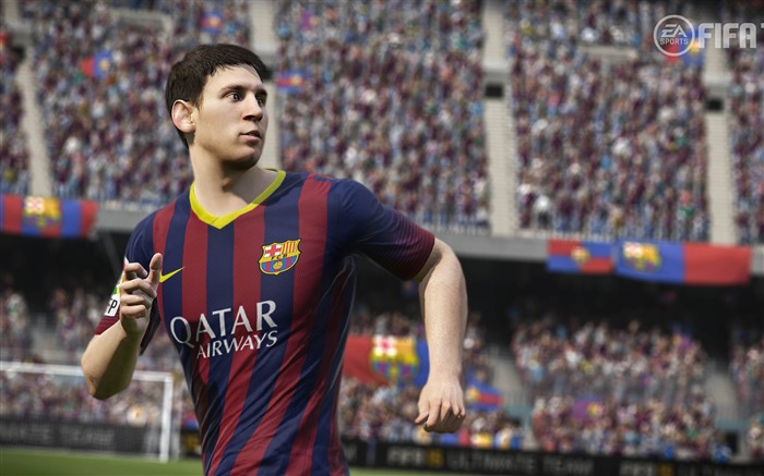 FIFA 15 Game HD Desktop Wallpaper 11 Views:3179