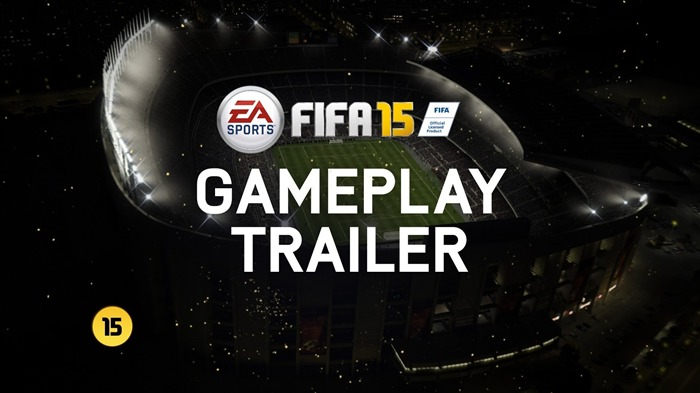 FIFA 15 Game HD Desktop Wallpaper 14 Views:2489