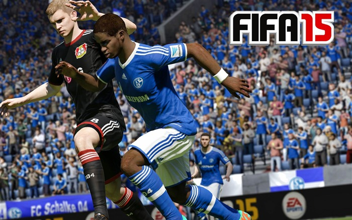FIFA 15 Game HD Desktop Wallpaper 15 Views:3268