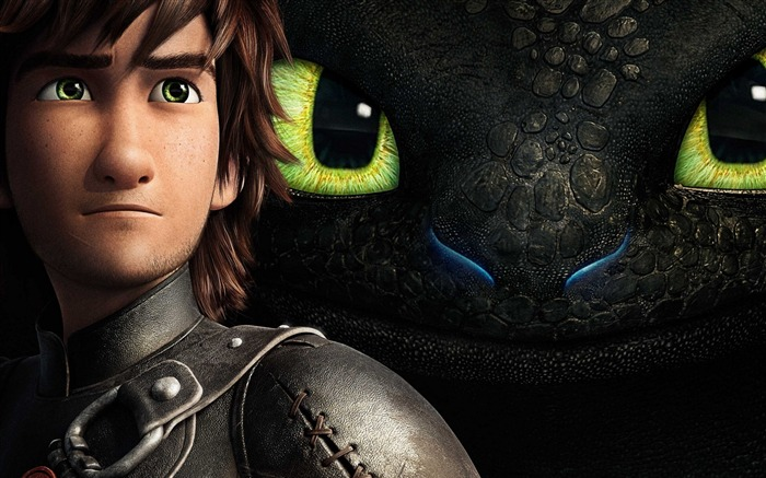 How to Train Your Dragon 2 movie hd wallpaper 01 Views:2320
