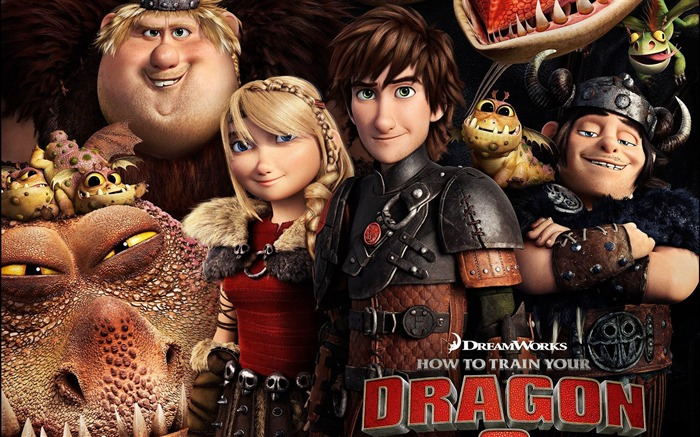 How to Train Your Dragon 2 movie hd wallpaper 03 Views:2336
