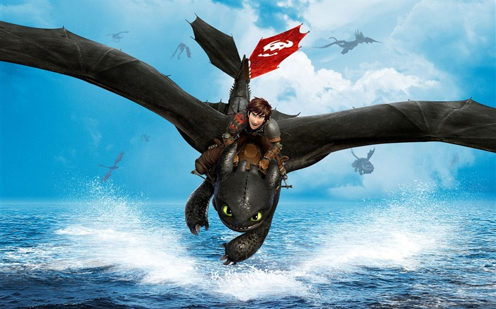 How to Train Your Dragon 2 movie hd wallpaper 04 Views:2574