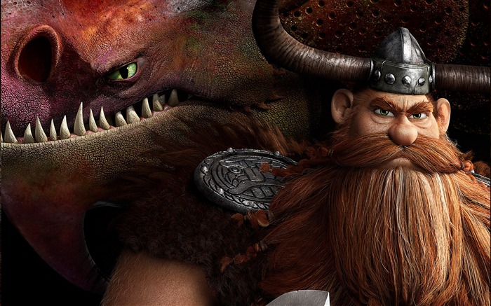 How to Train Your Dragon 2 movie hd wallpaper 05 Views:2486