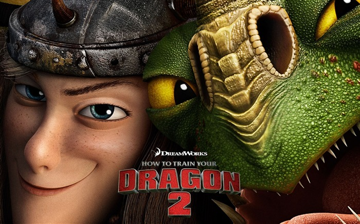 How to Train Your Dragon 2 movie hd wallpaper 06 Views:2927