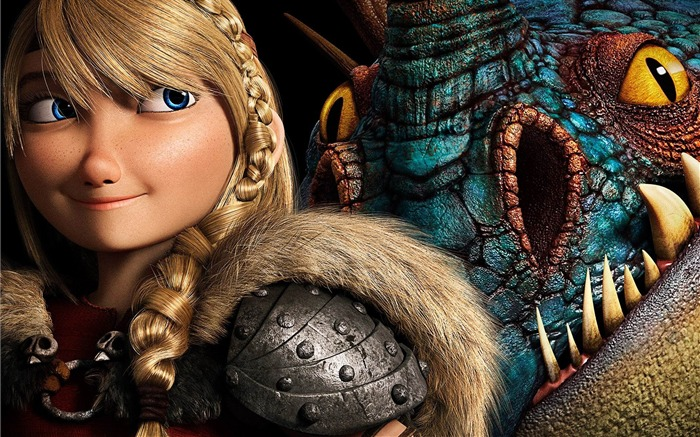 How to Train Your Dragon 2 movie hd wallpaper 07 Views:2553