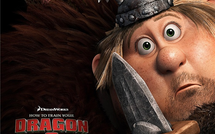 How to Train Your Dragon 2 movie hd wallpaper 08 Views:2779