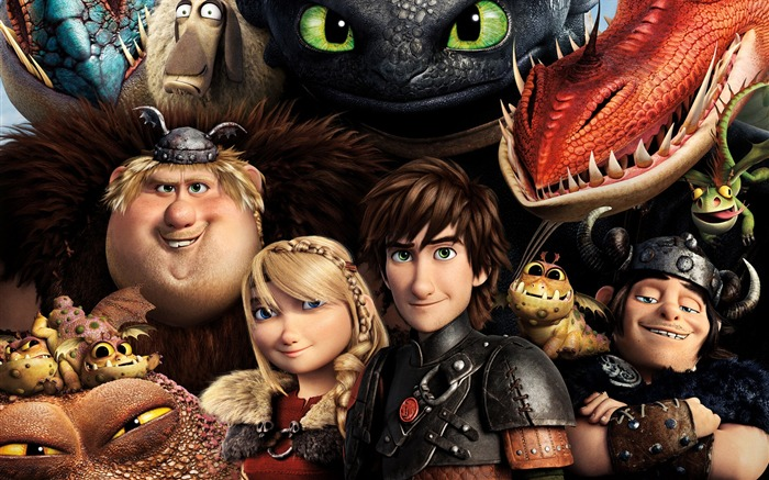 How to Train Your Dragon 2 movie hd wallpaper 10 Views:2829