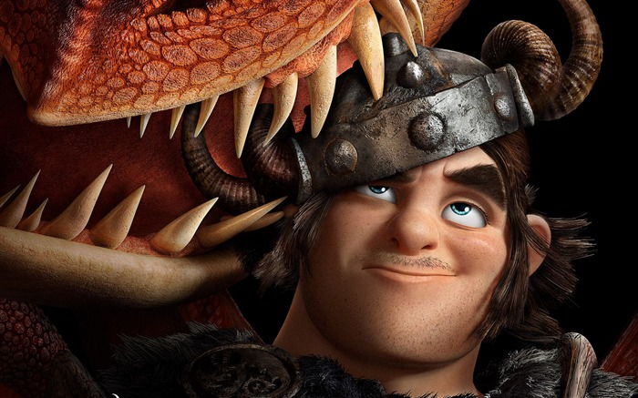 How to Train Your Dragon 2 movie hd wallpaper 13 Views:2450
