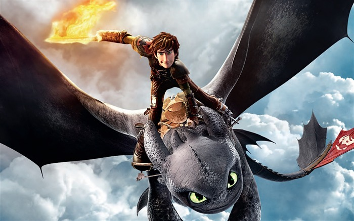 How to Train Your Dragon 2 movie hd wallpaper 14 Views:3025