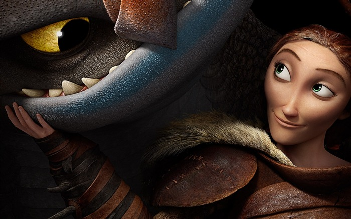 How to Train Your Dragon 2 movie hd wallpaper 15 Views:2922