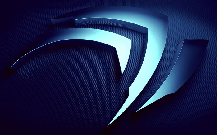 Nvidia Logo 3D-High quality wallpaper Views:1817