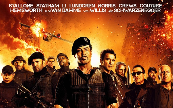 The Expendables 3 movie hd wallpaper Views:13679