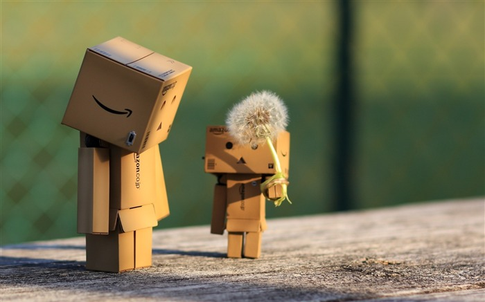 danbo dandelion-High quality wallpaper Views:2860