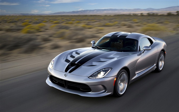 2015 Dodge Viper SRT Car HD Wallpaper Views:5317