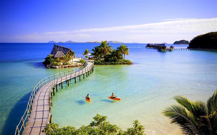 iles fidji paysage - Image