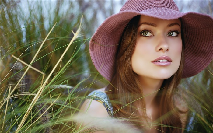 Olivia Wilde-Beauty photo wallpapers Views:4998 Date:9/12/2014 9:20:22 AM