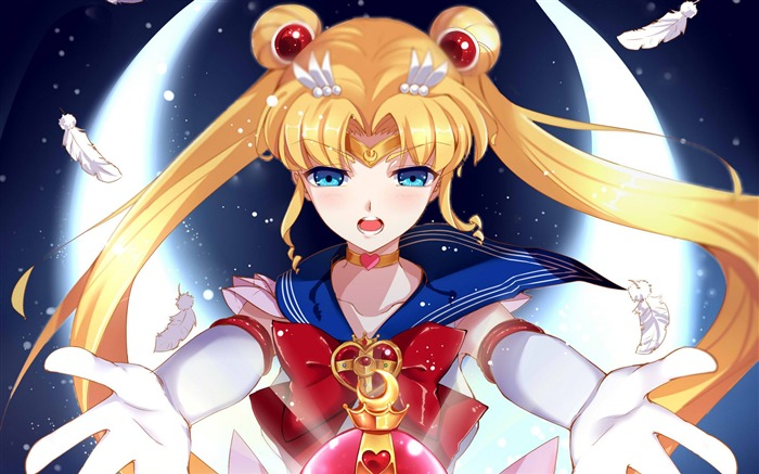 Sailor Moon Anime HD Desktop Wallpaper 05 Views:3184